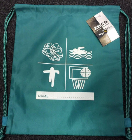 Official Mossbourne Riverside Academy PE bag.
