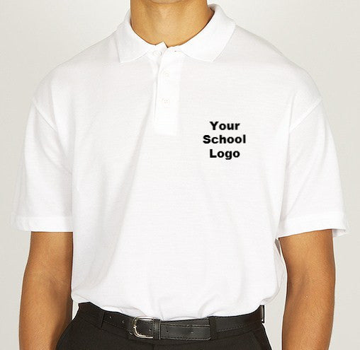 Official Orchard Primary School polo shirt