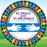 Official St Pauls with St Michaels sweatshirt