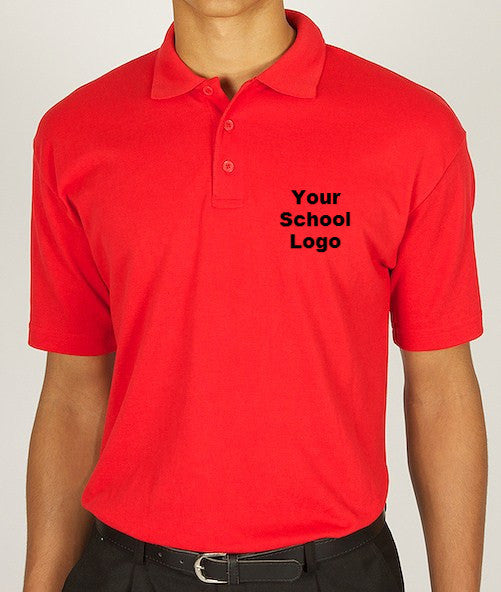 83c5af31a Official St Pauls with St Michaels polo shirt – Trutex Hackney
