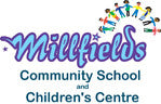 Official Millfields Community School sweatshirt