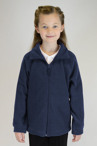Sir Thomas Abney School  Fleece Jacket