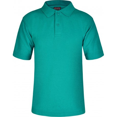 Gayhurst Primary School polo shirt green