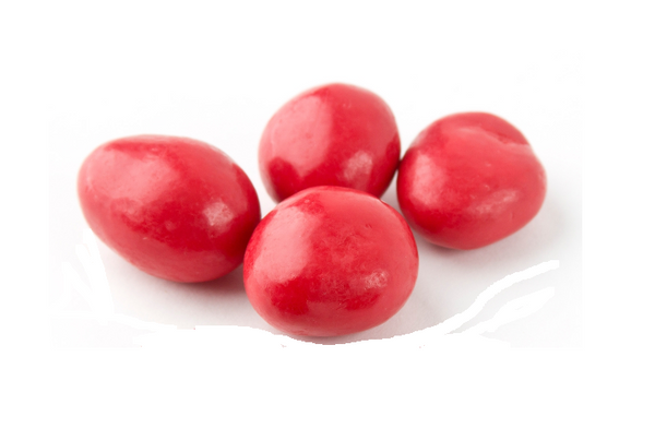 Pastel Red Cherries