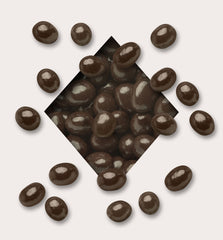 Sugar Free Decaffeinated Dark Chocolate Espresso Beans