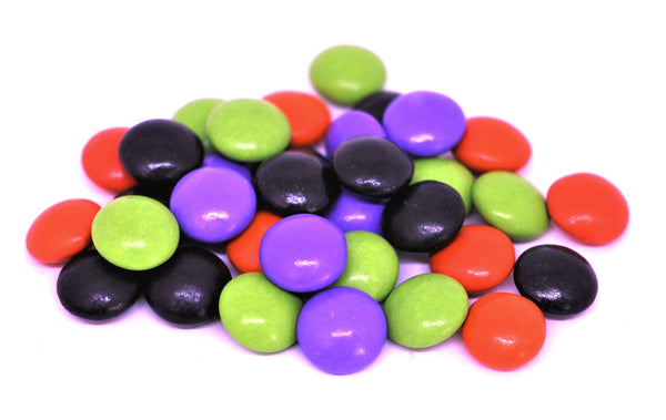 Assorted Milkies (Halloween - Orange, Black, Purple, & Green)