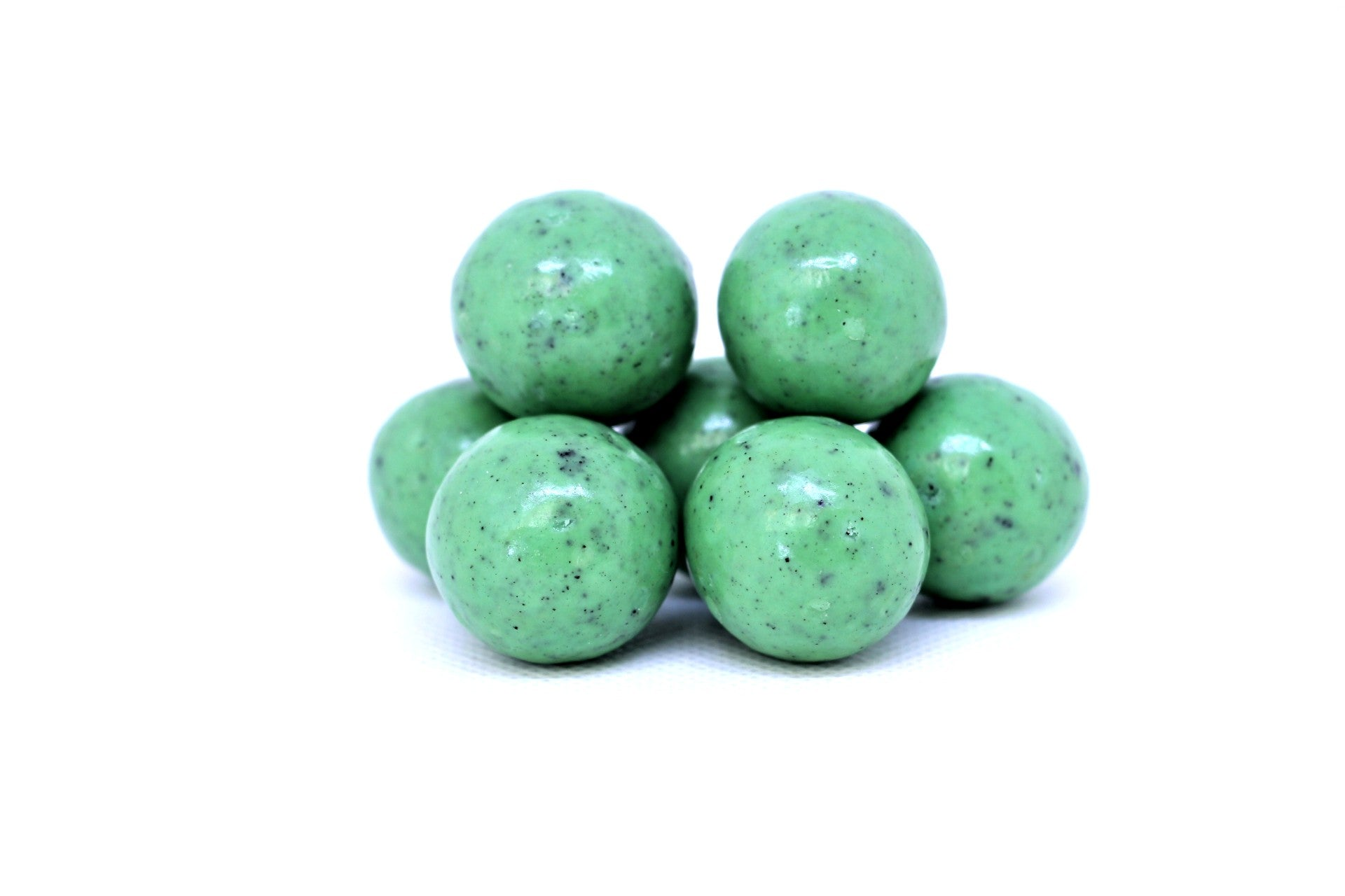 Mint Cookie Malted Milk Balls