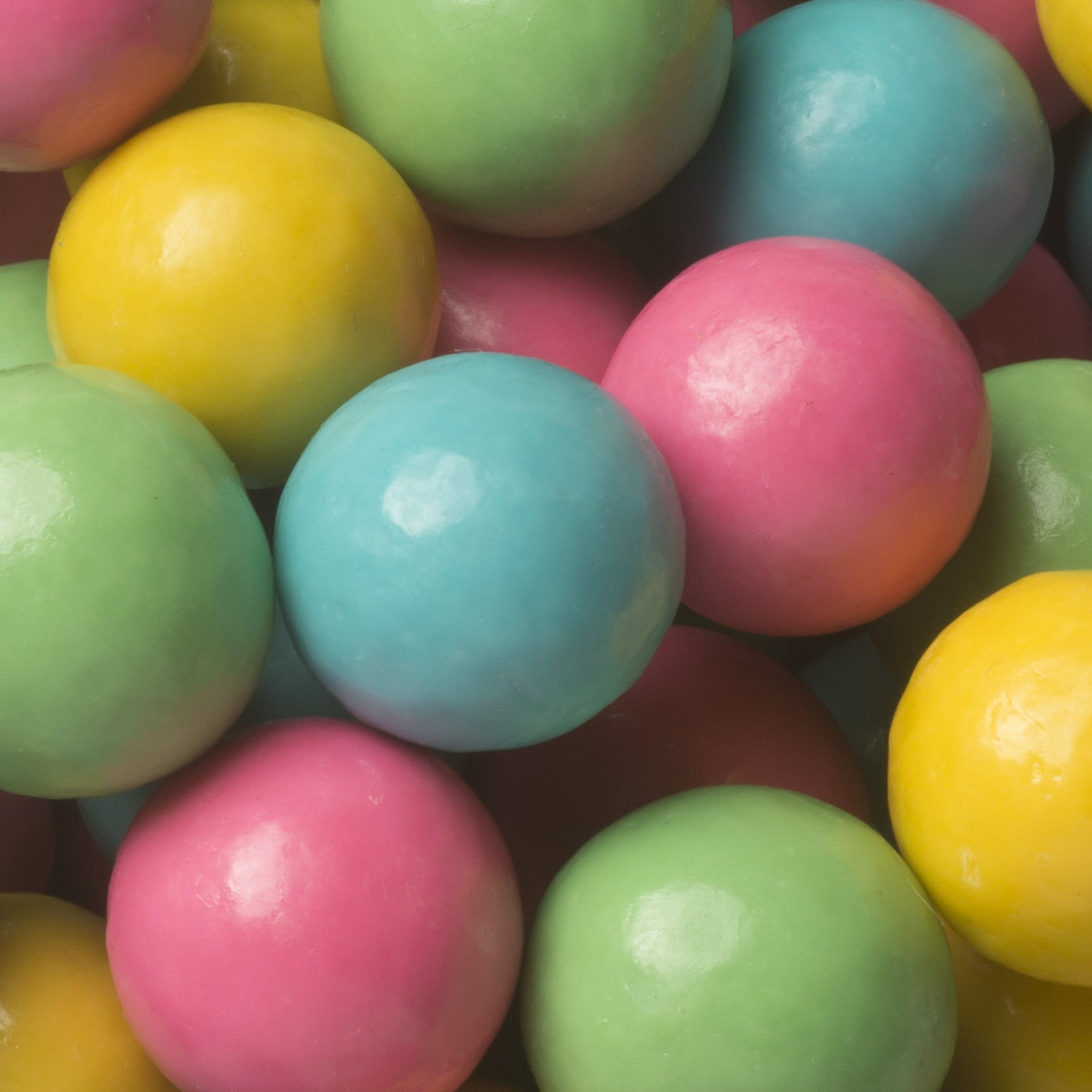 Spring Assortment Pastel Coated Milk Chocolate Malted Milk Balls