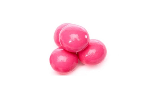 Bright Pink Pastel Coated Milk Chocolate Malted Milk Balls