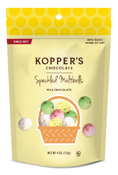 Speckled Maltballs - Pouch