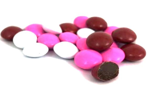 Assorted Milkies (Valentine's Day - Red, White & Pink)
