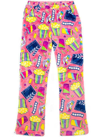 Candy Pink Movie Pant