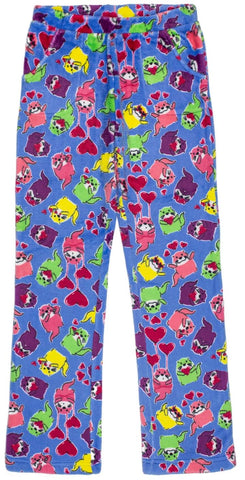 Candy Pink Otter Lounge Pants