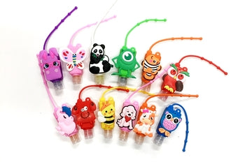 Assorted Animal Hand Sanitizers
