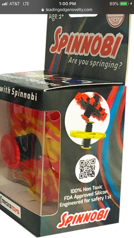 Spinnobi Toy