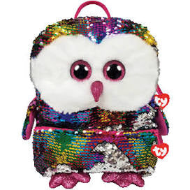 Ty Owen Sequin Square Backpack