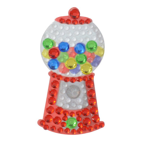 Gum Ball Stickerbeans 2""