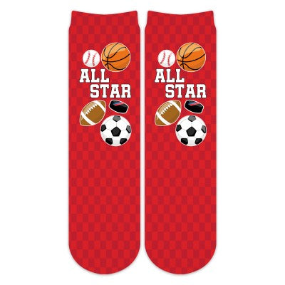 Sublime Kids Crew Socks All Star