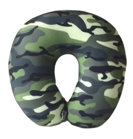 Top Trenz Camouflage Travel Pillow