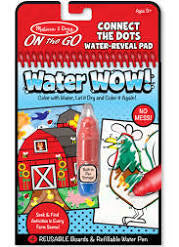 Melissa And Doug Water Wow Connect The Dots