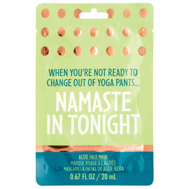 Fashion Angels Namaste In Tonight Face Mask