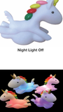 Unicorn Color Changing Night  Light