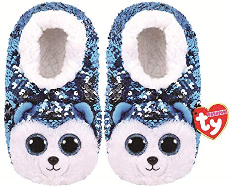 Ty Sequin Slush Slippers