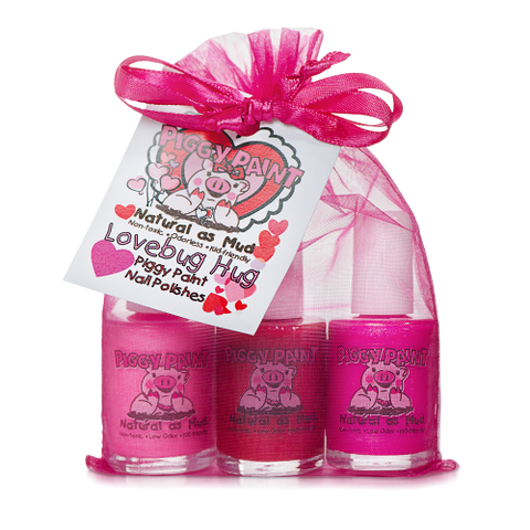 Piggy Paint Love Bug Hug Polish Set