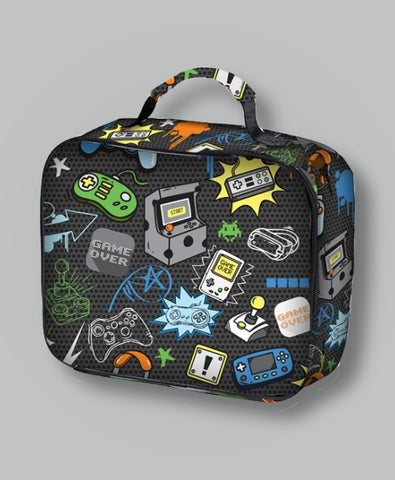 Top Trenz Gamer Lunchbox