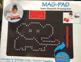Mag-Pad Super Magnetic Drawing Board