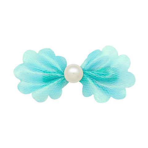 Wee Ones Mermaid Pearl Hair Clip