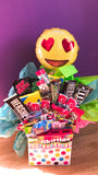 Candy Bouquet Basket