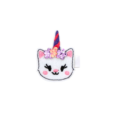 Wee Ones Caticorn Hair Clip