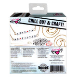 Fashion Angels Chill Out & Craft Message Necklace Kit