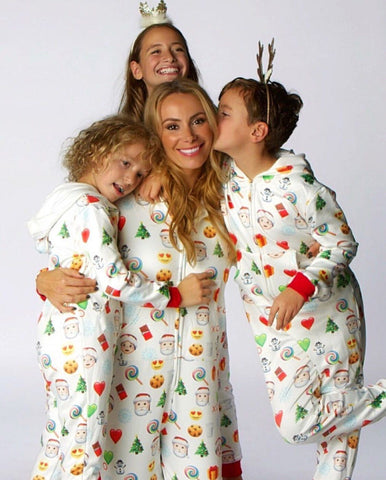 Lola And The Boys Christmas Onesie