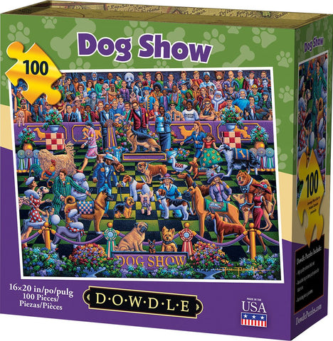 Dog Show Puzzle