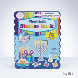 Chanukah Stickers Book