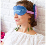 Fashion Angels Travel Pillow And Eye Mask