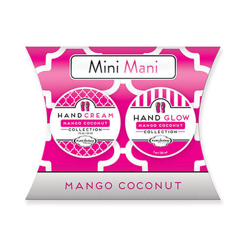 Pure Factory Naturals Mango Coconut Mini Mani