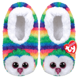 Ty Owen Plush Slippers