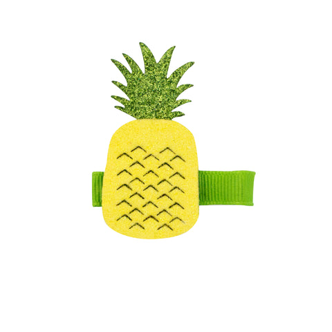 Wee Ones Glitter Pineapple Clip