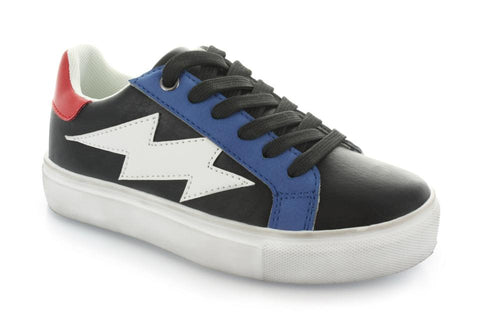 Riley Lightening Bolt Sneaker