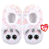Ty Diamond Sequin Slippers