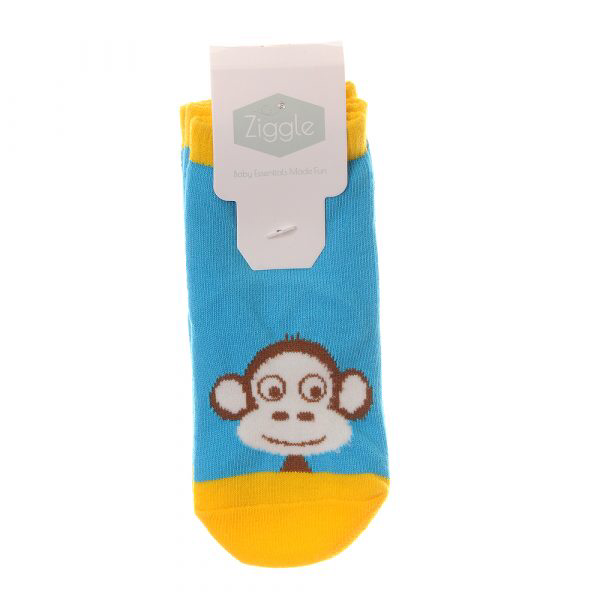 Marley Monkey Socks