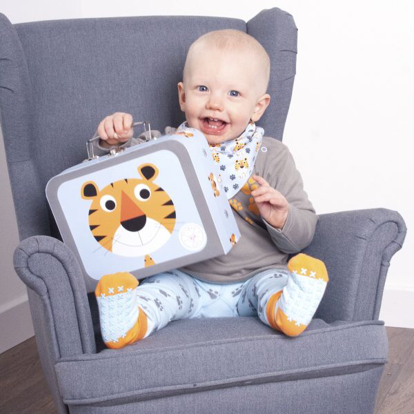 Terence Tiger Gift Set