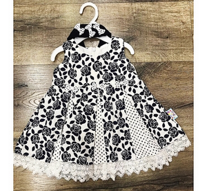 Girls 2 pc Dress