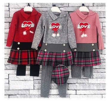 Baby Girl 3 Pc Set
