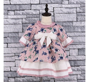 Baby Girl Spanish Dress