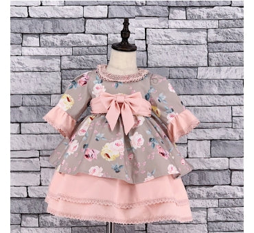 Baby Girls Spanish Dress