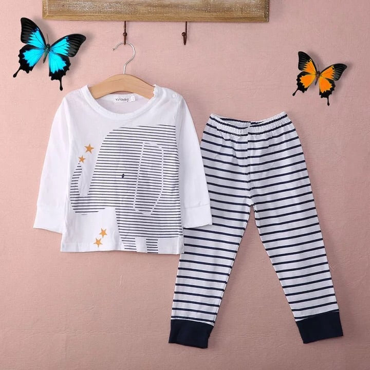 Elephant 2 pc set